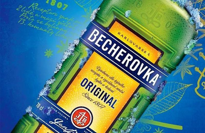 Becherovka Original získala støíbrnou medaili na San Francisco World Spirits Competition