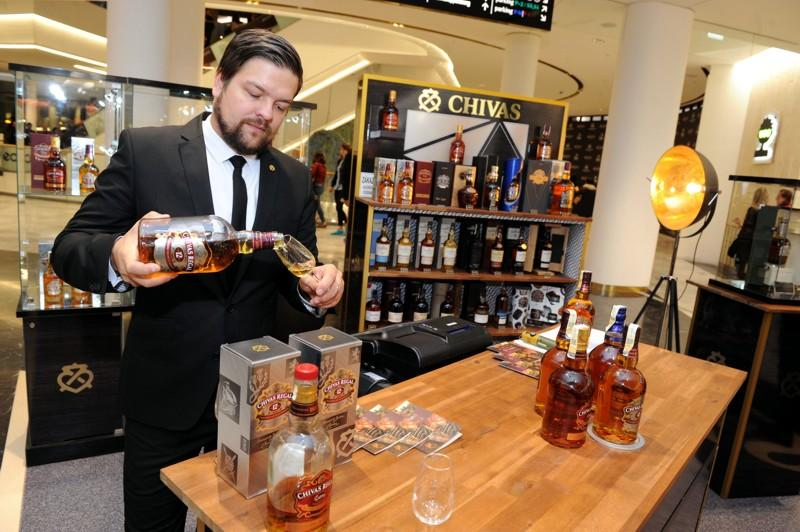 Prvn� Pop-Up store Chivas u n�s