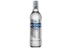 Božkov Vodka úspìšná na World Drinks Awards