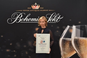 Certifikát Mamma/Parent Friendly pro Bohemia Sekt